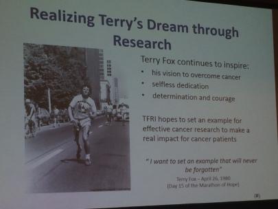 Terry Fox's Legacy